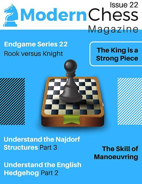 Modern Chess Magazine 22