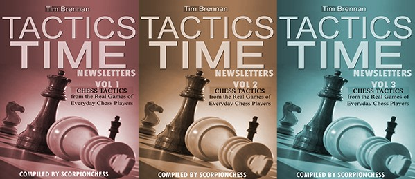 Tactics Time Newsletters Vol.1, 2, 3