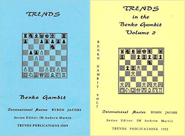 Trends In The Benko Gambit Vol. 1, 2