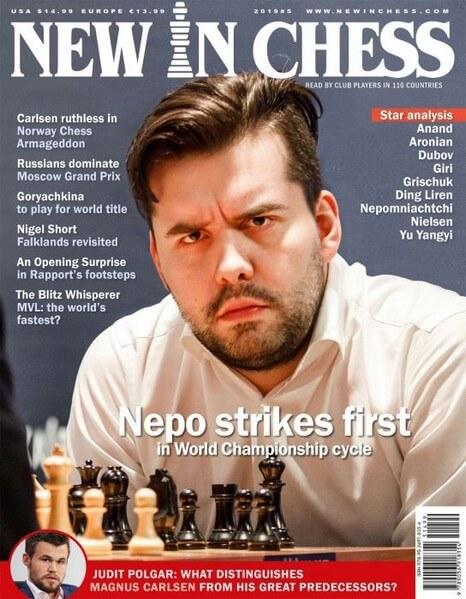 New In Chess Magazine 2019 №5