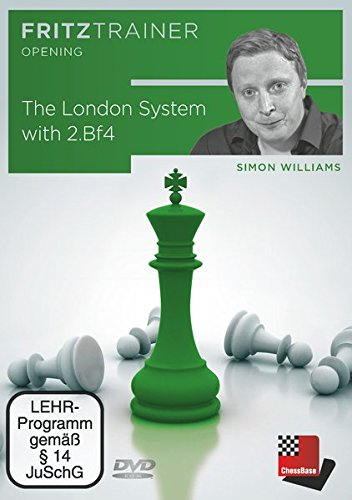 Fritz Trainer, Simon Williams, The London System with 2.Bf4