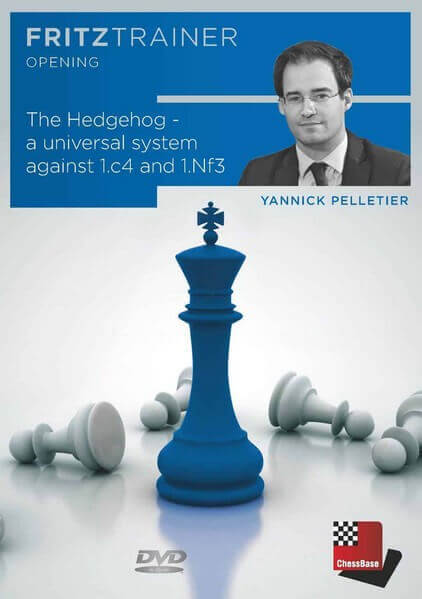 Fritz Trainer, Yannick Pelletier, The Hedgehog: A Universal System Against 1.c4 and 1.Nf3