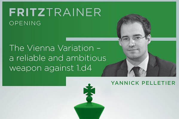 Fritz Trainer, Yannick Pelletier, The Vienna Variation: A Reliable and Ambitious Weapon Against 1.d4