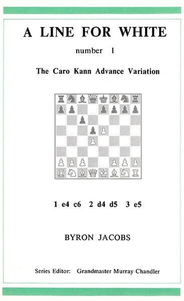 A Line for White 1: The Caro Kann Advance Variation