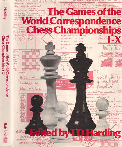 Games of World Correspondence Chess Championships I-X