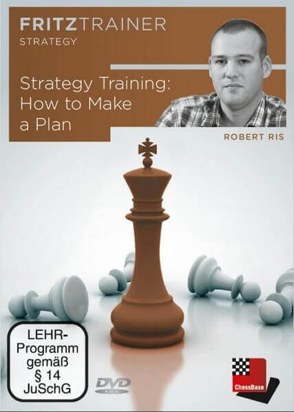 Fritz Trainer, Strategy Training: How to Make a Plan