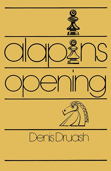 Alapin's Opening