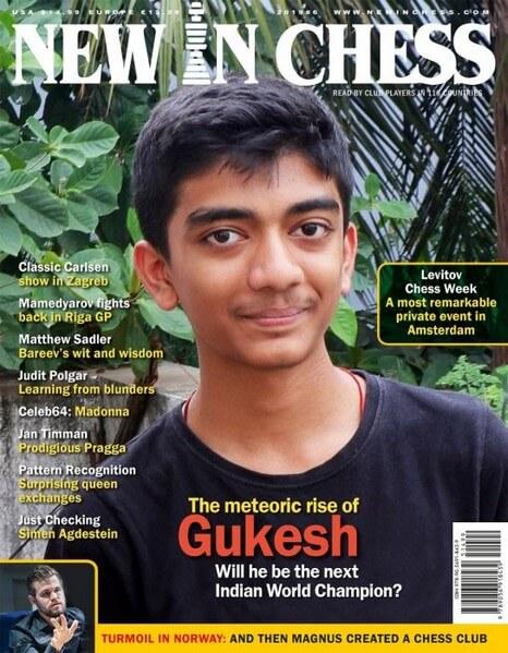 New In Chess Magazine 2019 №6