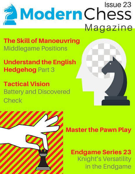 Modern Chess Magazine 23