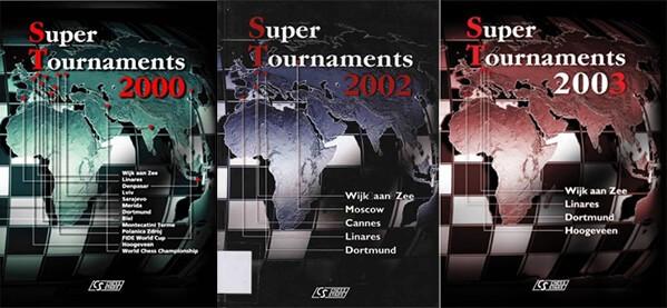 Super Tournaments: 2000, 2002, 2003