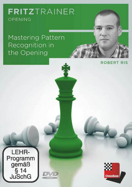 Fritz Trainer, Ris Robert. Mastering Pattern Recognition in the Opening (SDVL)