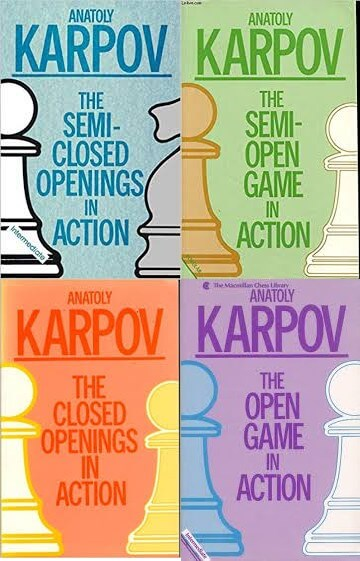 Karpov Book Series Collections