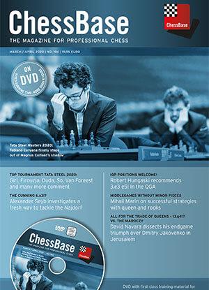 Chessbase Magazine №194: The Magazine for Professional Chess (SDVL)