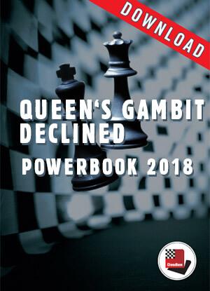 Queen's Gambit Declined Powerbook 2018