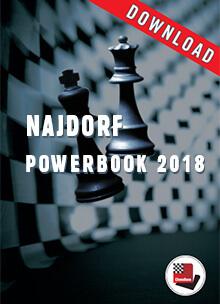 Najdorf Powerbook 2018