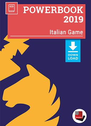 Italian Game Powerbook 2019