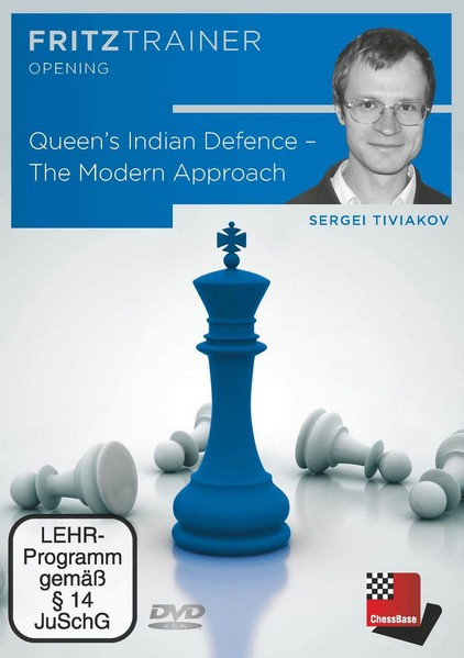 Fritz Trainer, Tiviakov Sergei, Queen's Indian Defence: The Modern Approach