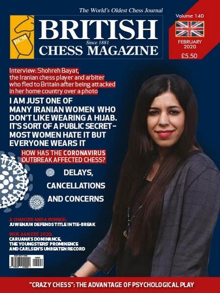 British Chess Magazine - February 2020