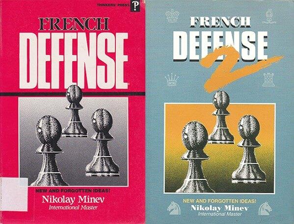 French Defense, Nikolay Minev, Volume 1-2