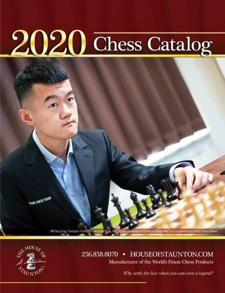 Chess Catalog 2020