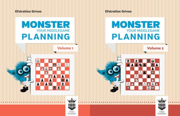 Monster Your Middlegame Planning. Volume 1, 2