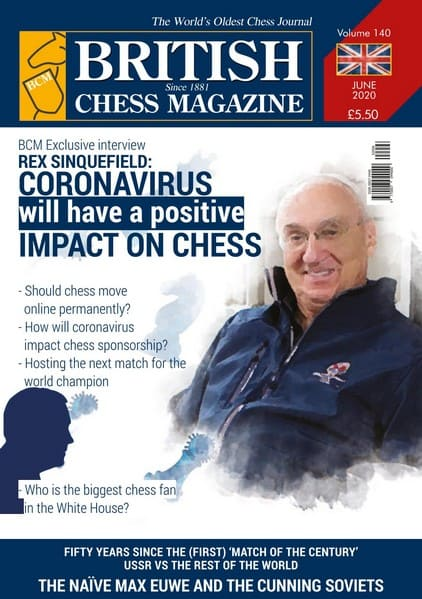 British Chess Magazine - June 2020