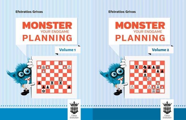 Monster Your Endgame Planning. Volume 1, 2