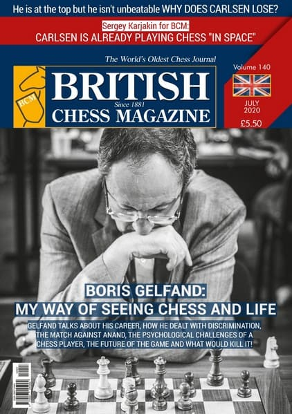 British Chess Magazine - July 2020