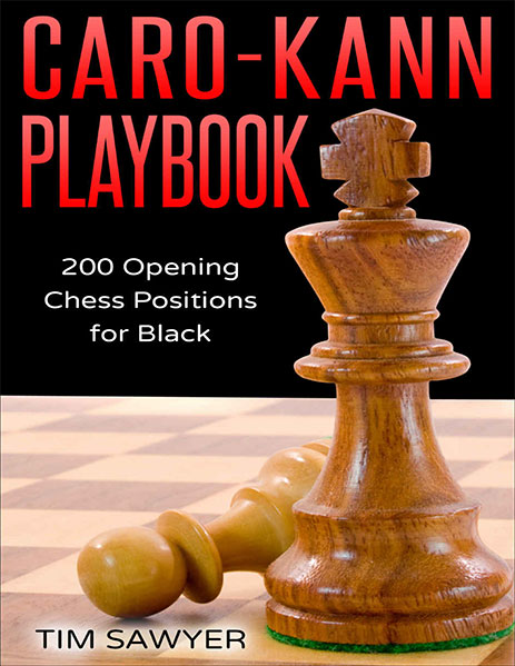 Caro-Kann Playbook: 200 Opening Chess Positions for Black