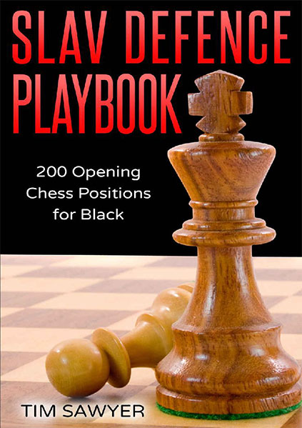 Slav Defence Playbook: 200 Opening Chess Positions for Black