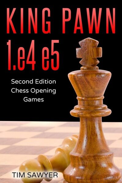 King Pawn 1.e4 e5: Second Edition Chess Opening Games