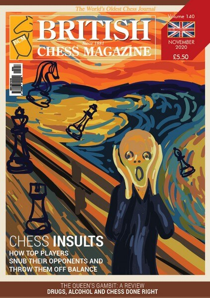 British Chess Magazine - November 2020