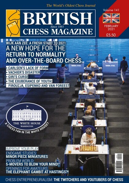 British Chess Magazine - February 2021