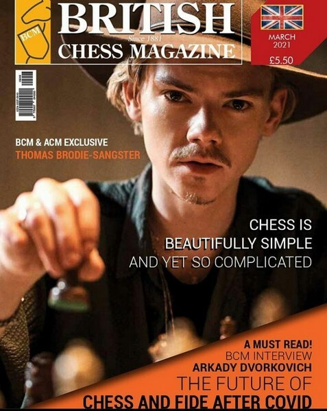 British Chess Magazine - March 2021